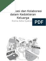 IT 19 - Komunikasi Dan Kolaborasi Pada Praktek Keluarga - RZ