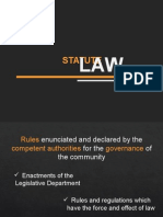 Statute Law Revised