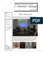 Ivy Newsletter - November 2015