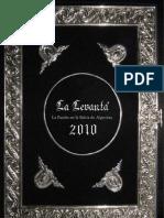 """Revista """"La Levanta"""" 2010"""