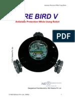 Fire Bird v Antistatic Protection