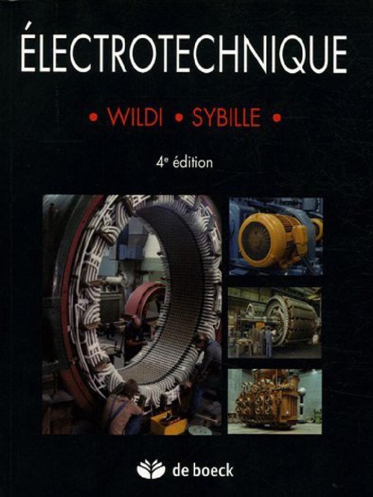 electrotechnique wildi
