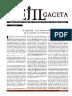 04Opt1. Gaceta CEJIl, Ig y No Dis
