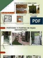 detalles de casas