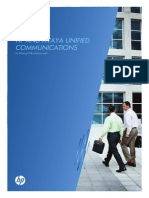 Solution brief - HP Networking and Avaya.pdf
