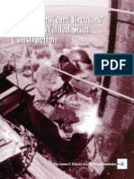 Guide to Welded Steel Construction