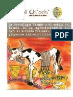 1era. Entrega Revista Oxlaju T'Zultaq'A