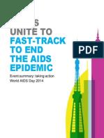 HIV Fast-Track Cities Declaration.