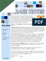 December 2015 Grace Notes