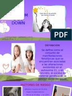 Power Síndrome de Down