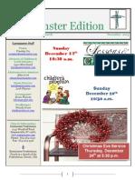 2015 December Eastminster Edition