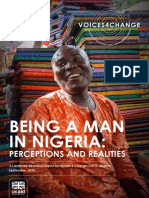 V4C Being a Man in Nigeria Perceptions and Realities 25.09 2