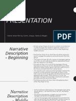pitch presentation - media final