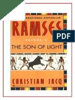 Ramsés El Hijo de La Luz