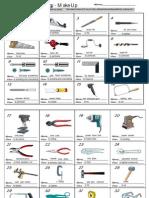 Tools Makeup Worksheet Nombres (1)