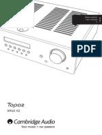 Topaz SR10 User Manual English