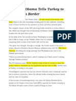 Article helping know about America n Russia status