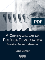 A Centralidade Da Politica Democratica