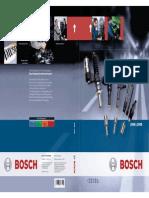 Bosch Inyectores y Toberas