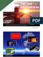 The New Whitespaces