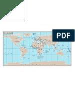 Catina Geografica Del Mondo