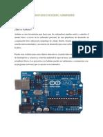 Componentesde Arduino