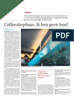 Coffeeshopbaas