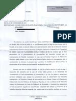 Informe sobre las diligencias de la Fiscalía de Medioambiente y Urbanismo con respecto al Beti-Jai