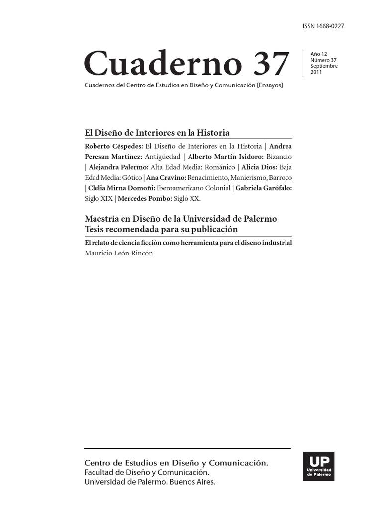 De pdf Diseño Del Interiores Historia wOZPkXiTu