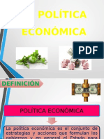 Politica Economica Final
