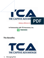 The Property and Casualty Insurance Captive Innovator Profile