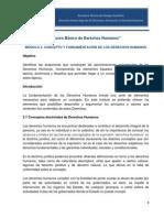 Módulo 2 Concepto y Fundamentación de Los Derechos Humanos V3
