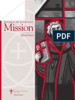 Journal of Lutheran Mission | December 2015