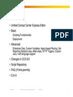 CCX Scripting v2