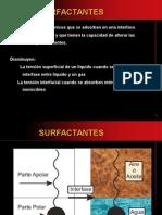 Surfactant Es