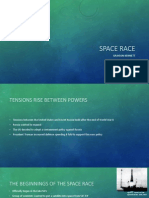 space race powerpoint