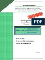 M09 -Lecture Et Interprétation Des Plans BTP Bois
