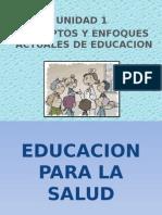 Educacion Para La Salud