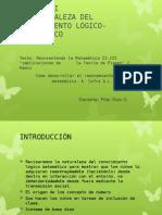 Unidad III -2nauraleza Del Conocimiento Lógico
