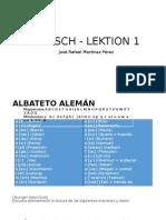 Aleman Lesson1