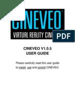 Cineveo Readme