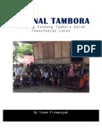 Journal Tambora