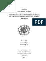 Proposal PKL Fajrin