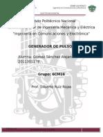 P2Generador de Pulsos