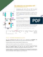 Oscilador de Relajación Con Transistor UJT