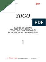 Cartilla No.1 - Introduccion y Parametros Basico Windows Version 51