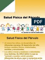 Salud Fisica Del Parvulo
