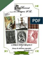 CATÁLOGO 009-01 REGALOS