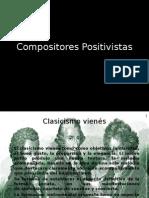 Compositores Positivistas