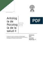 Antologia de Psic. de La Salud II Revisada